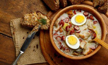 Ulubione zupy Polaków